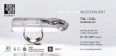 VERBA-venice-design-week-Jewelry selection 2017