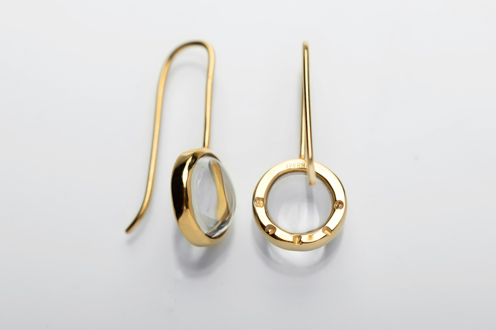verba-earrings-radii-solis-gilded-rock-crystal